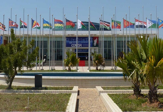 Comesa Iom Sign Cross Border Trade Agreement