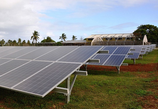 Canadian Solar and ET Energy announce investment in South Africa