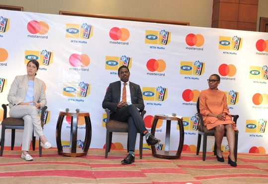 MTN Uganda and Mastercard new card to diversify mobile money