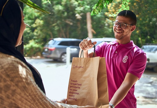 Egypt Food And Grocery Delivery Startup Breadfast Raises Funding For Expansion